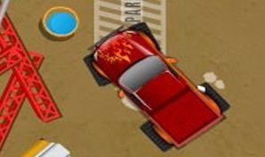 Original game title: Park My Big Rig 3