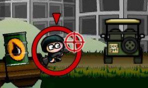 City Siege Sniper