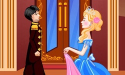 Princess Kissing