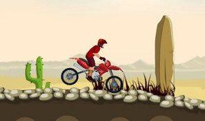 Original game title: Desert Rage Rider