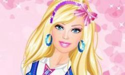 Barbie at School Dress-Up