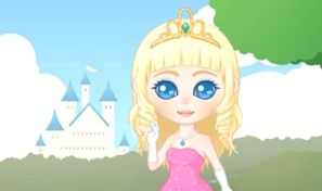 Royal Princess Dress up