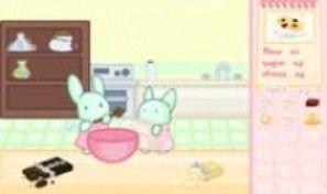 Original game title: Bunnies Kingdom Cooking