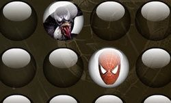 Spiderman Ball Memory