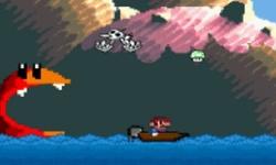 Flash Mario Boat