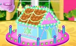Gingerbread House Deco