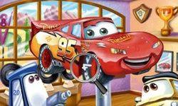 Hidden Numbers: Cars