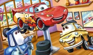 Cars Online Coloring