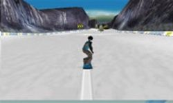 Snowboarding XS