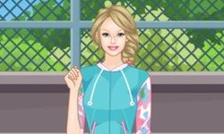 Sporty Barbie Dress-Up