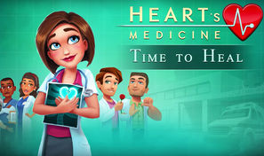 HEART'S MEDICINE: TIME TO HEAL Online