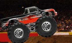 Monster Truck Rush Game