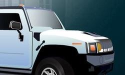 Hummer Limo Parking