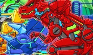 Dino Robot: Dino Corps