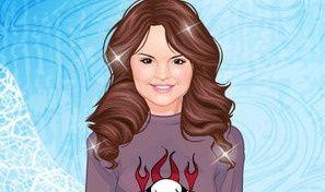 Selena Gomez on a Date