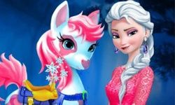 Elsa Pony Care