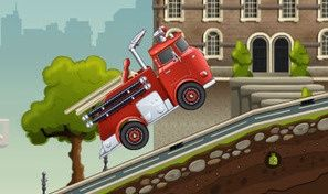 Original game title: Firefighters Rush