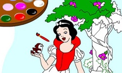 Paint Me: Snow White