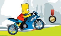 Simpsons Bike Ride