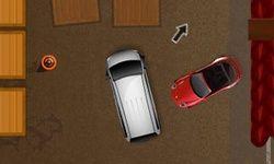 Minivan Parking Madness