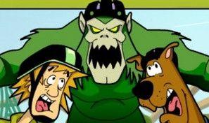 Original game title: Scooby Doo Skate Race