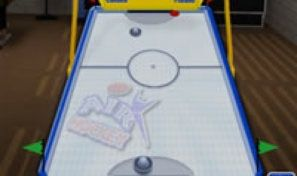 Original game title: Air Hockey Deluxe