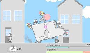Kids VS Icecream