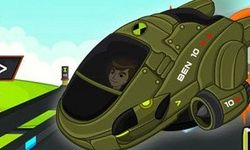 Ben 10 Speed Racer