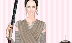 Star Wars Style Dress-Up
