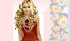 Original game title: Hayden Panettiere Dress-up