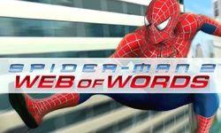 Spiderman Web of Words