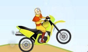 Avatar Aang Bike
