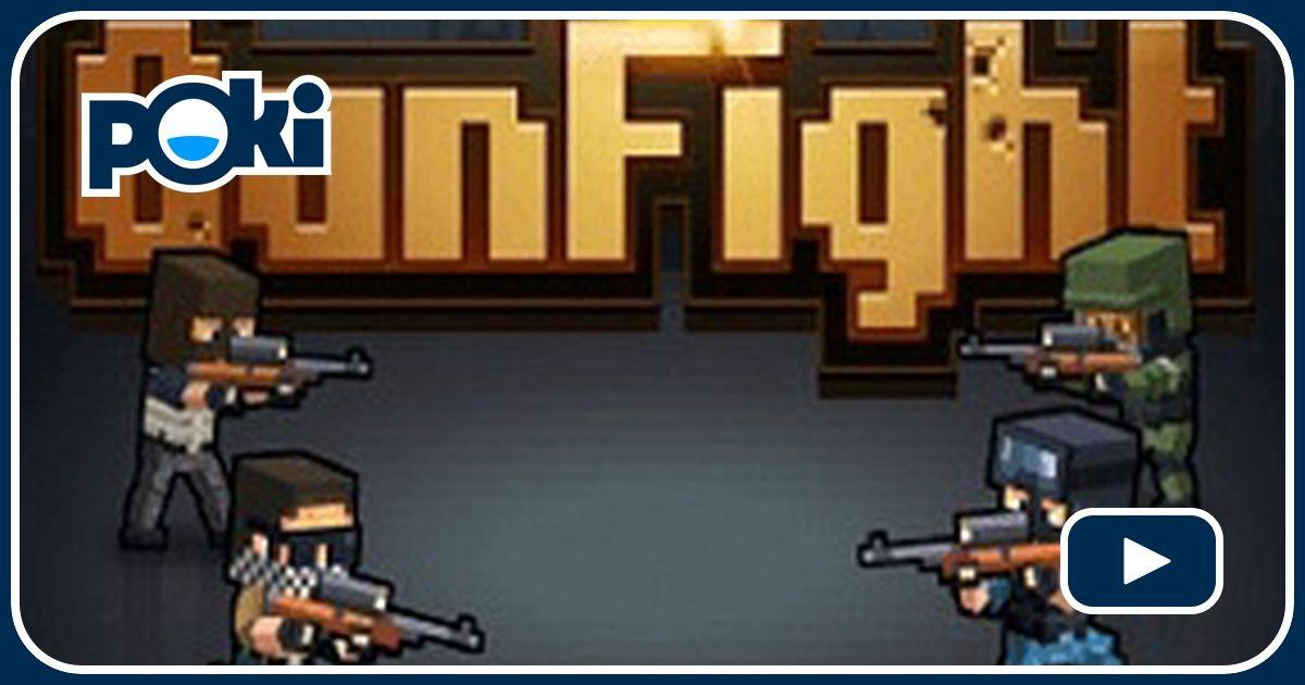 Jogue Gunfight.io Grátis