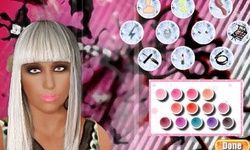 Lady Gaga Make Up