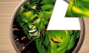 Original game title: Pic Tart - Hulk