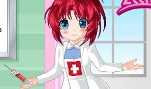 Original game title: Fabulous Doctor Girl