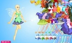 Shiney Fairy Dress Up