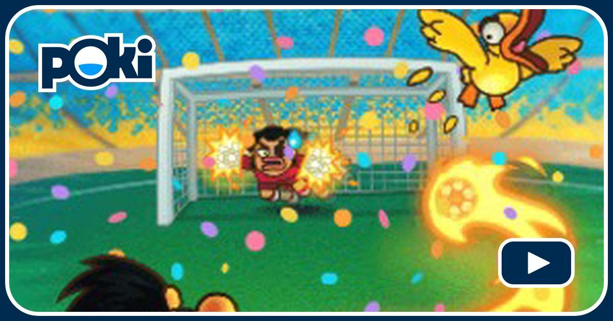 Foot Chinko Game - Arcade Games - GamesFreak