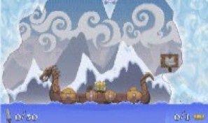 Original game title: Ice Breaker Cutting