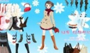 Original game title: Rain Girl
