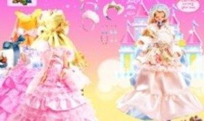 Original game title: Mimi Barbie Princess