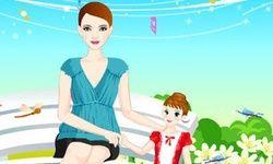 Mère et Fille à la Mode 2
