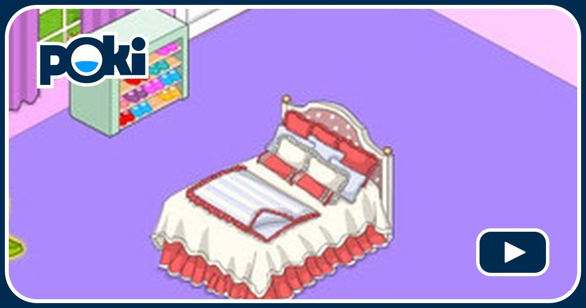 Decora tu habitaci n online juega gratis en paisdelosjuegos - Disena tu habitacion online ...