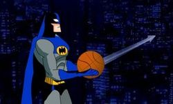 Batman: I Love Basketball