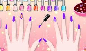 Original game title: Terrific Nails Show