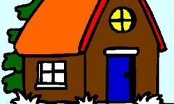 Kolorowanie Domów