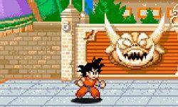 DBZ: Goku Jump