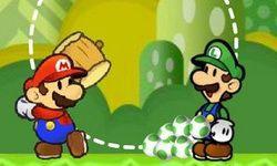 Mario Feed Yoshi
