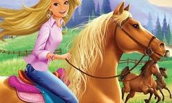 Barbie Sliding Puzzle