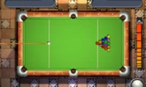 Original game title: Real Pool